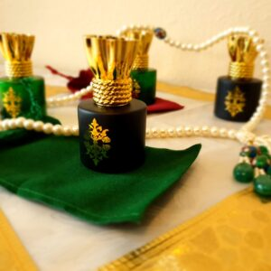 Gold dazzler Rich Attar Bottle