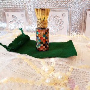 DIAMOND GLITTERY ATTAR BOTTLE