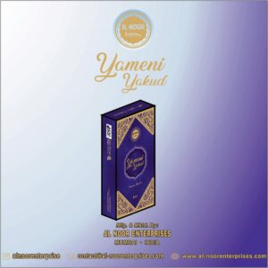 Yemani Yakud, 6ml Roll on Attar